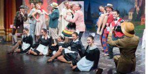 Teatro Parioli: dal 2 al 5 febbraio 'Al cavallino bianco'. Regia e Coreografie di Gianfranco Vergoni