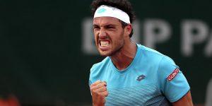 Tennis: Marco Cecchinato è in semifinale al Roland Garros