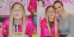 Chanel Totti ha 11 anni ... festeggiata con il Baby Spa Party