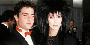 Cher, tra i suoi 5 migliori amanti c'è Tom Cruise