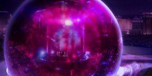 """Addio a stadi, palazzetti e arene . . . per i concerti arrivano le """"sfere""""!"""