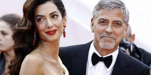 Clooney e Amal donano 500 mila dollari al movimento anti-armi