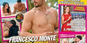 All'Isola dei Famosi Francesco Monte dimentica Cecilia Rodriguez