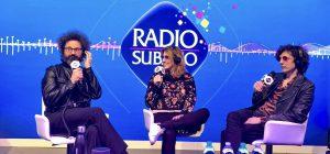 SIMONE CRISTICCHI E ERMAL META - Intervista Sanremo
