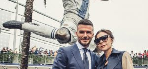 David Beckham: Los Angeles Galaxy gli dedica una statua