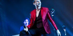 Depeche Mode infiammano l'Olimpico