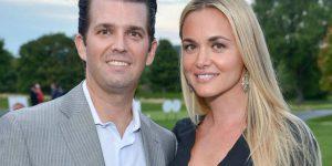 Donald Trump Jr. e Vanessa Haydon, matrimonio al capolinea