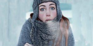 Vietato mandare in letargo la femminilità . . . anche se è freddo!