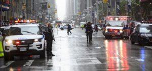 New York: elicottero si schianta su grattacielo. Escluso terrorismo
