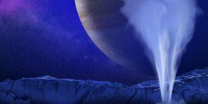 Astronomia: e se Europa, una delle lune di Giove, ospitasse gli extraterrestri?