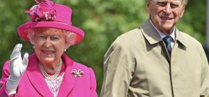 Il principe Filippo compie 98 anni ... Una pioggia di Auguri dal web