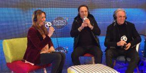 Sanremo 2018, intervista Roby Facchinetti e Riccardo Fogli
