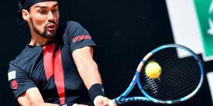 Internazionali, Fognini lotta ma perde, Nadal vola in semifinale