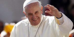 Papa Francesco: gelati ai senzatetto per festeggiare San Giorgio