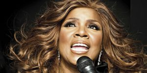 "Gloria Gaynor celebra a Roma i 50 anni di ""Can't take my eyes off you"""
