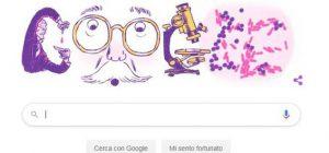 Hans Christian Gram scoprì i segreti dei batteri. Google lo celebra