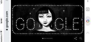 """L'attrice Anna May Wong si fa doodle. Era la """"donna meglio vestita nel Mondo"""""""