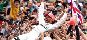 Formula Uno: Lewis Hamilton vince GP Gran Bretagna