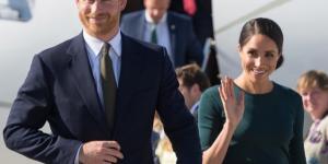 Per Harry e Meghan primo viaggio ufficiale da coppia sposata