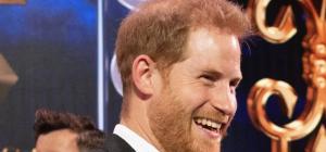 Il principe azzurro... ha i capelli rossi!
