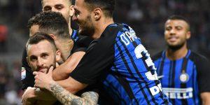 Serie A: Inter-Cagliari 4-0. Continua il sogno Champions