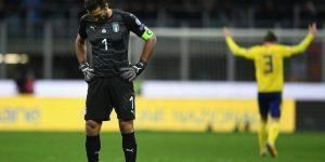 Italia esclusa dai Mondiali