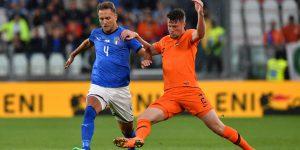 Italia - Olanda 1-1. A Zaza risponde nel finale Aké