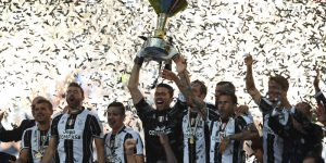 Calcio: Juventus campione d'Italia