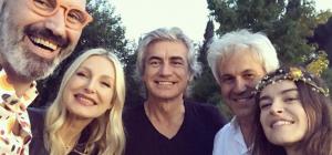 Matrimonio a sorpresa per Kasia Smutniak e Domenico Procacci