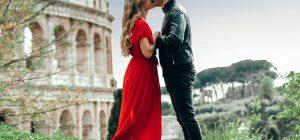 Il bacio diventa materia di studio