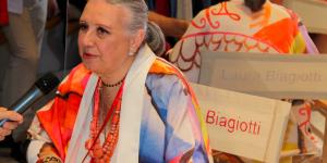 Moda: Laura Biagiotti in gravissime condizioni. Morte cerebrale
