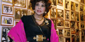 Per Gina Lollobrigida una stella sulla Walk of fame di Hollywood