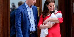 Il Principe Louis sarà battezzato il 9 luglio