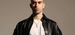 Eurovision Song Contest 2019, Mahmood si rilassa prima di salire sul palco