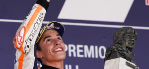 Gp Spagna: vince Marquez e tripletta spagnola
