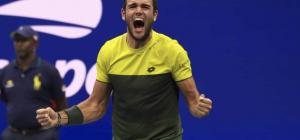 Matteo Berrettini nella storia, in semifinale agli US Open