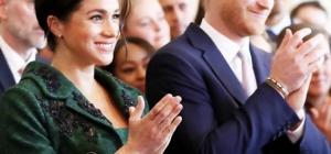 Harry e Meghan, il loro Royal Baby senza titoli reali?