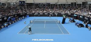 Australian Open: Fognini in rimonta, Sinner e Camila Giorgi