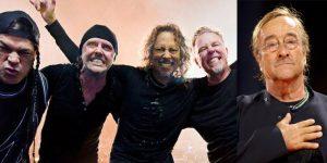 """I Metallica non smettono di stupirci, a Bologna cantano """"Caruso"""" di Lucio Dalla"""