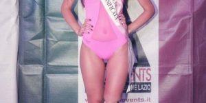 Miss Italia: Chiara disabile in gara,  sono orgogliosa come se avessi vinto