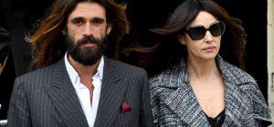La girandola delle coppie: Monica Bellucci e Nicolas Lefebvre è amore