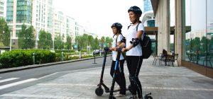 Micromobilità: il monopattino elettrico è più pericoloso della bicicletta