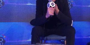 Sanremo 2018, intervista a Gianni Morandi