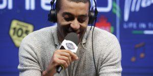 Sanremo 2018, intervista Mudimbi