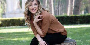 Myriam Catania in attesa del secondo figlio