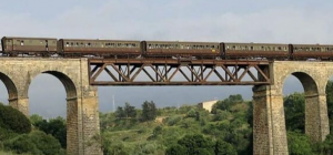 La prima linea ferroviaria italiana fu inaugurata 180 anni fa