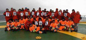 """Antartide: rompighiaccio italiana """"Laura Bassi"""" tocca punto più a Sud della terra"""