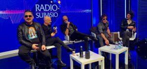 NEGRITA, ENRICO RUGGERI E ROY PACI - Intervista Subasio