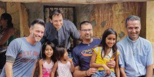 Nek, solo un mese fa le favelas in Brasile ... la testimonianza