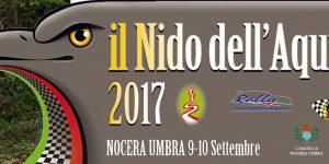Quarta edizione de il 'Nido dell'Aquila'. Il 9 e 10 settembre Nocera Umbra capitale del Rally